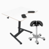 Homeoffice Paket Work Desk - Produktbild