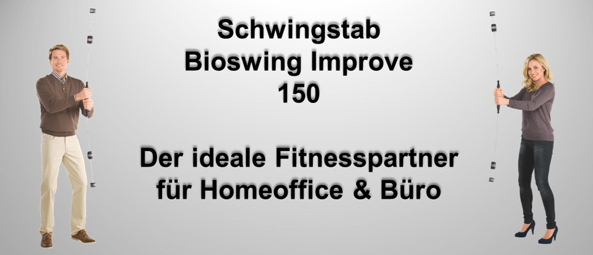 Header Schwingstab Bioswing Improve 150